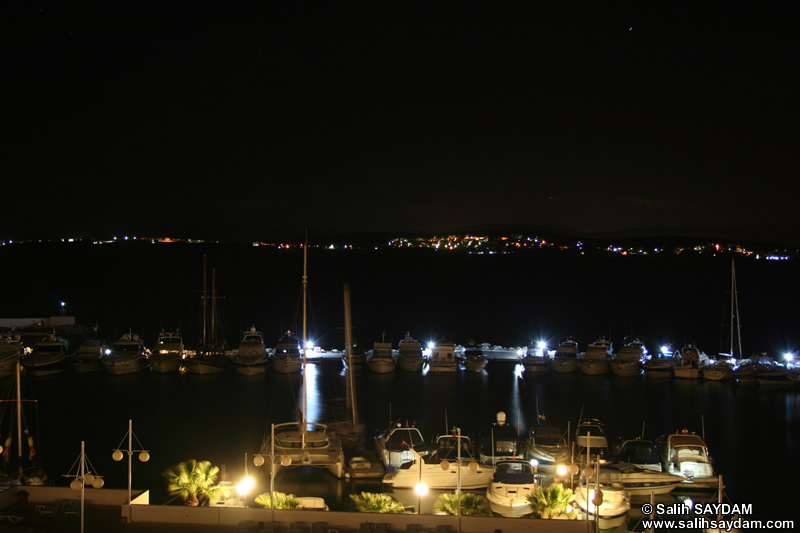 Night Sightings from Hotel Altin Yunus Photo Gallery (Izmir, Cesme)
