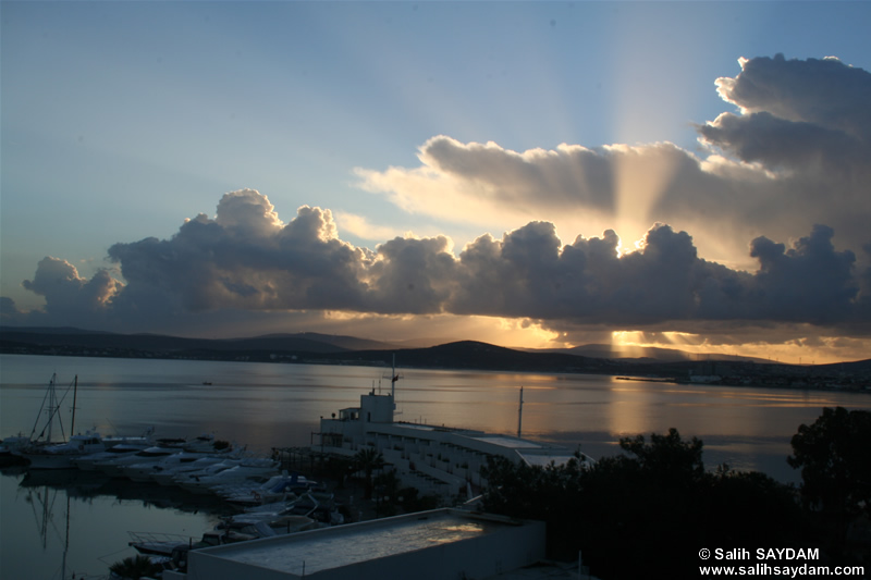 Sunrise at Hotel Altin Yunus Photo Gallery 1 (Izmir, Cesme)