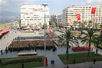 Flag Ceremony of Republic Festal Photo Gallery (Izmir)
