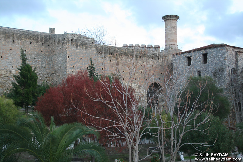 Cesme Castle Photo Gallery 2 (Interior) (Izmir, Cesme)