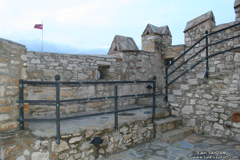 Cesme Castle Photo Gallery 3 (Interior) (Izmir, Cesme)