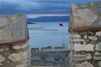 Cesme Castle Photo Gallery 9 (Sightings) (Izmir, Cesme)