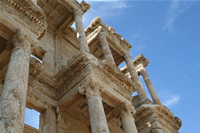 Ephesus Antique City Photo Gallery 10 (Library of Celsus) (Selcuk, Izmir)