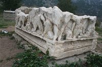 Ephesus Antique City Photo Gallery 20 (Tomb) (Selcuk, Izmir)