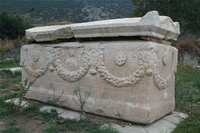 Ephesus Antique City Photo Gallery 21 (Tomb) (Selcuk, Izmir)