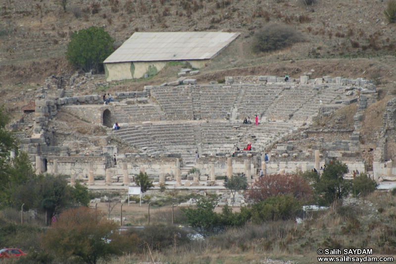 Ephesus Antique City Photo Gallery 27 (Odeon) (Selcuk, Izmir)
