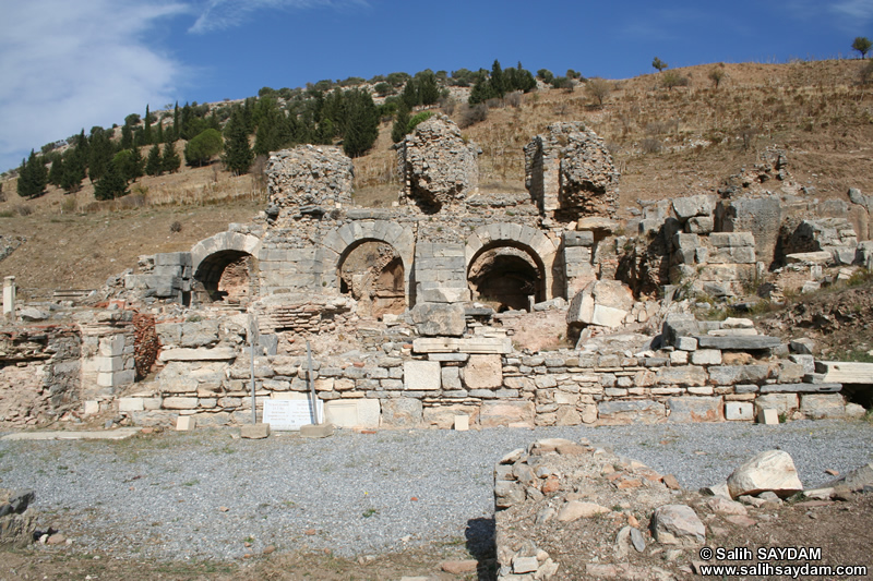 Ephesus Antique City Photo Gallery 28 (Odeon) (Selcuk, Izmir)