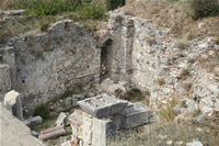 Ephesus Antique City Photo Gallery 32 (Commercial Agora) (Selcuk, Izmir)