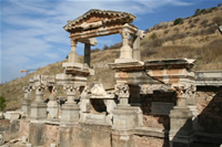 Ephesus Antique City Photo Gallery 35 (Fountain of Traian) (Selcuk, Izmir)