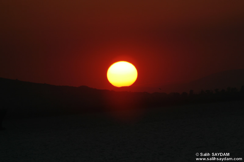 Sunset in Izmir Bay Photo Gallery 3 (Izmir)