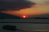 Sunset in Izmir Bay Photo Gallery 4 (Izmir)