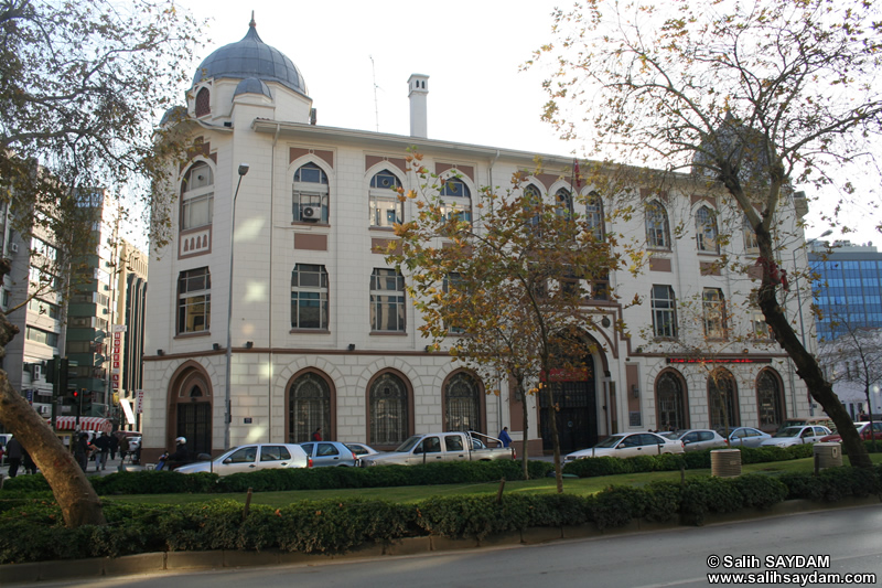 Historical Building Photo Gallery (Izmir)