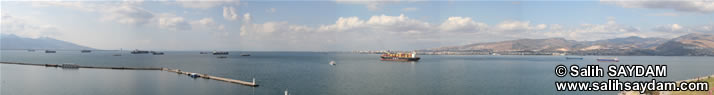 Panorama of Izmir Bay 1 (Izmir)