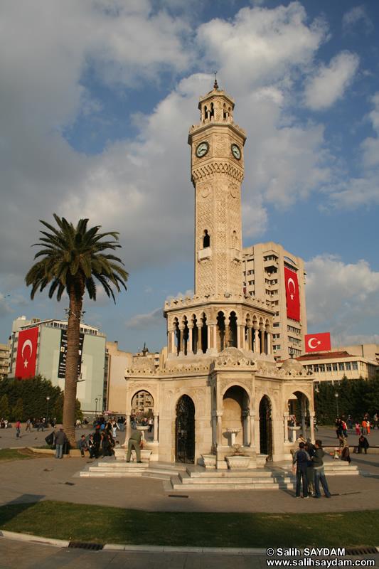 Clock Tower Photo Gallery (Izmir)