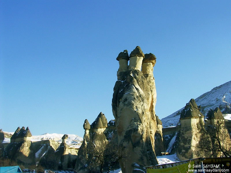 Fairy Tower Photo Gallery (Nevsehir, Cappadocia)
