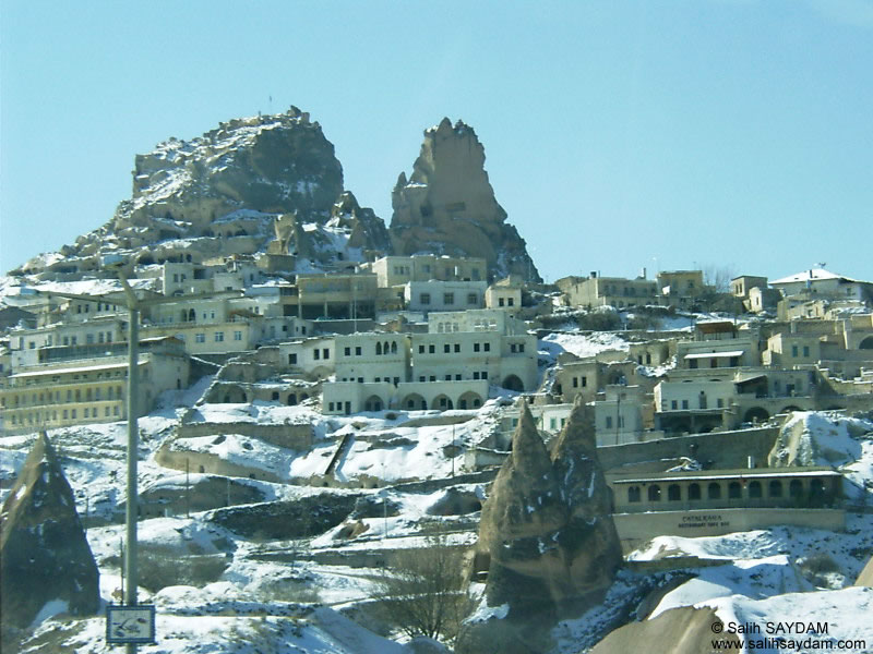 Uchisar Photo Gallery (Nevsehir, Kapadokya)