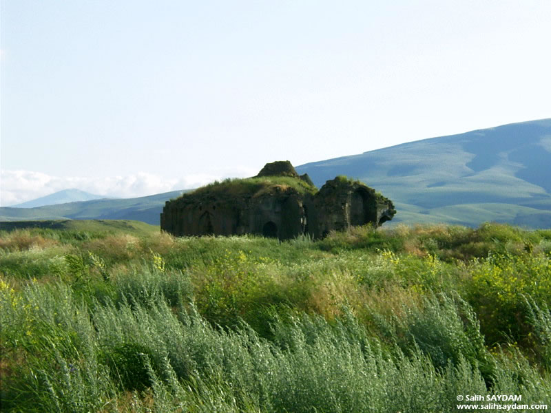 Ani Ruins Photo Gallery 7 (Church of the Holy Apostles) (Kars, Ani)