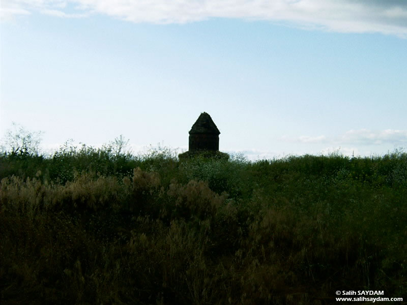 Ani Ruins Photo Gallery 9 (The Church of Saint Gregory of the Abughamir Family) (Kars, Ani)