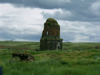 Ani Ruins Photo Gallery 6 (Church of The Redeemer) (Kars, Ani)