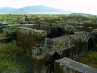 Ani Ruins Photo Gallery 12 (Manor) (Kars, Ani)