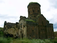 Ani Ruins Photo Gallery 5 (Church of Tigran Honents) (Kars, Ani)