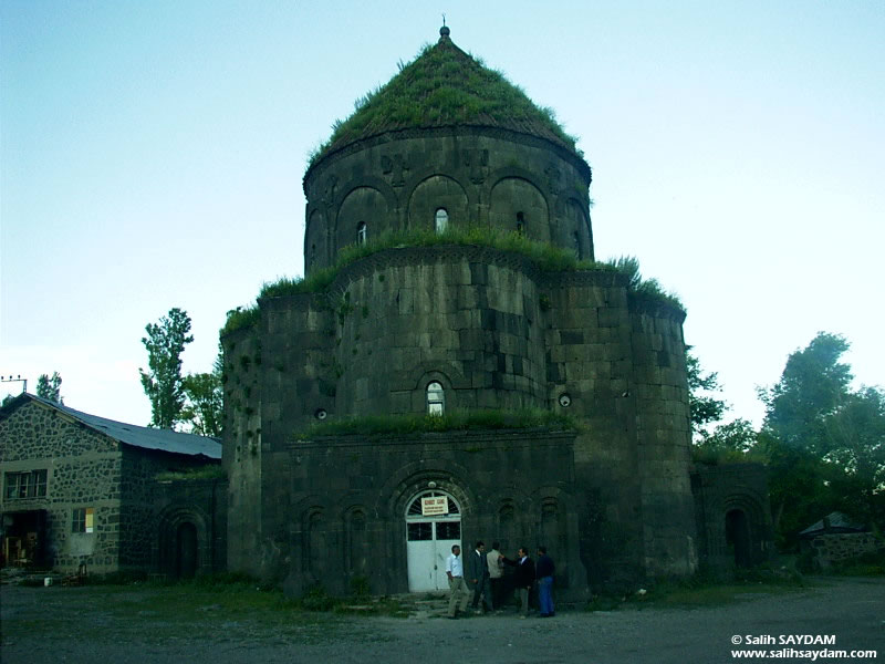 Kumbet Mosque (Church of Holy Apostles) Photo Gallery (Kars)