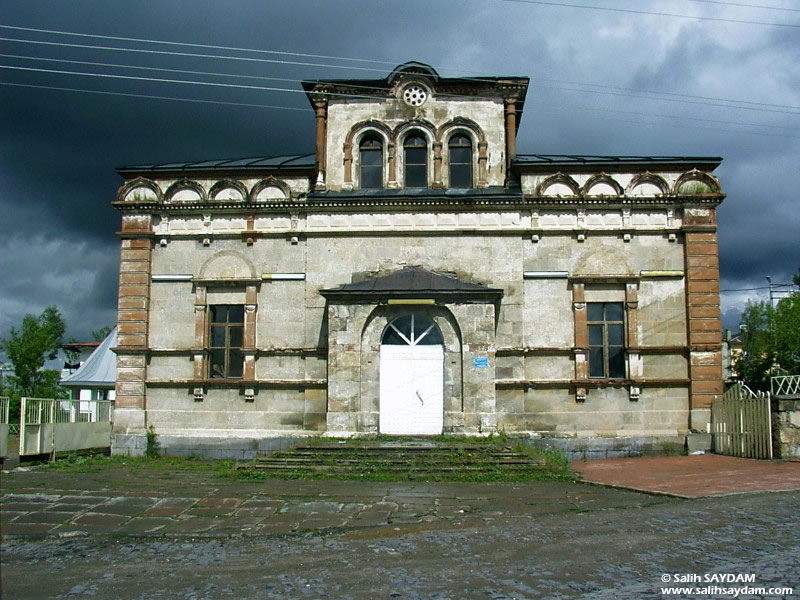 Mosque of Burned Church Photo Gallery (Kars, Sarikamis)