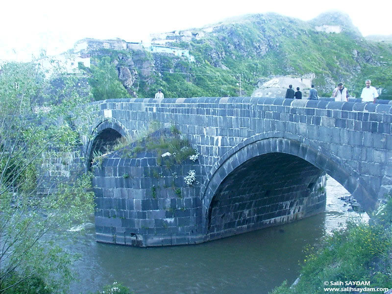 Tas Kopru (Stone Bridge) Photo Gallery (Kars)