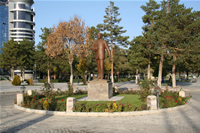 Fair Area Photo Gallery 3 (Statue of Ataturk) (Kayseri)