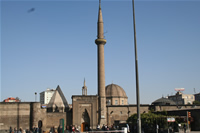 Hunat Mosque Photo Gallery 1 (Kayseri)