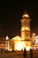 Clock Tower (At Night) Photo Gallery 1 (Kayseri)