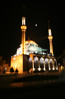 New Mosque Photo 1 (At Night) (Kayseri)