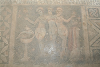The Mosaic of Three Graces Photo 1 (Mersin, Narlikuyu (Garden of Eden))