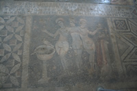 The Mosaic of Three Graces Photo Gallery 2 (Mersin, Narlikuyu (Garden of Eden))