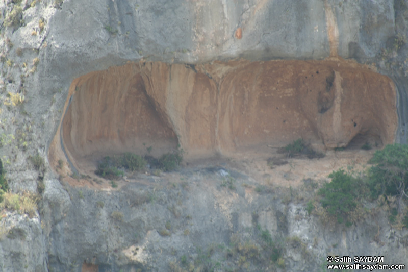 Sightings from Human Boulders (Adamkayalar) Photo Gallery 5 (Mersin, Erdemli)