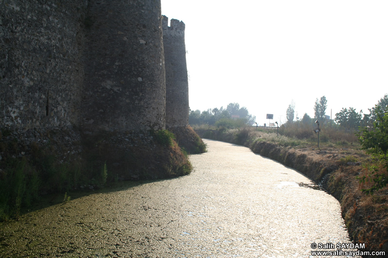 Anamur Castle (Mamure Castle) Photo Gallery 2 (Mersin, Anamur)