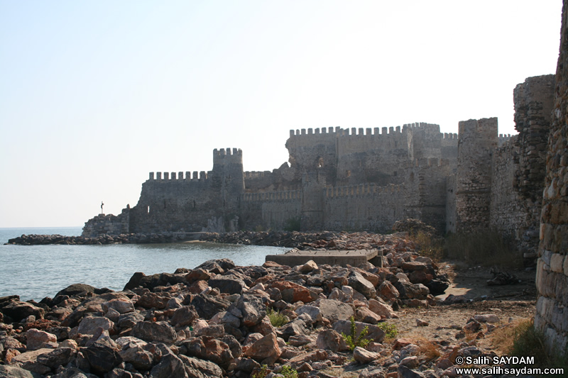 Anamur Castle (Mamure Castle) Photo Gallery 3 (Mersin, Anamur)