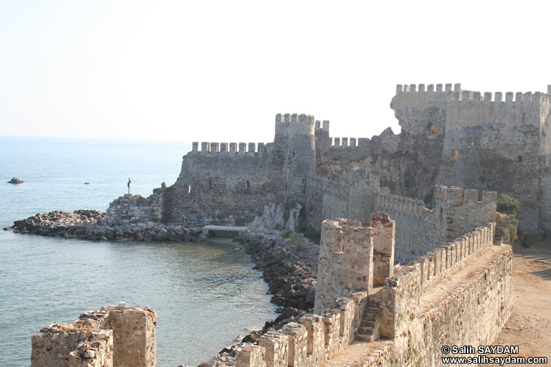Anamur Castle (Mamure Castle) Photo Gallery 4 (Mersin, Anamur)