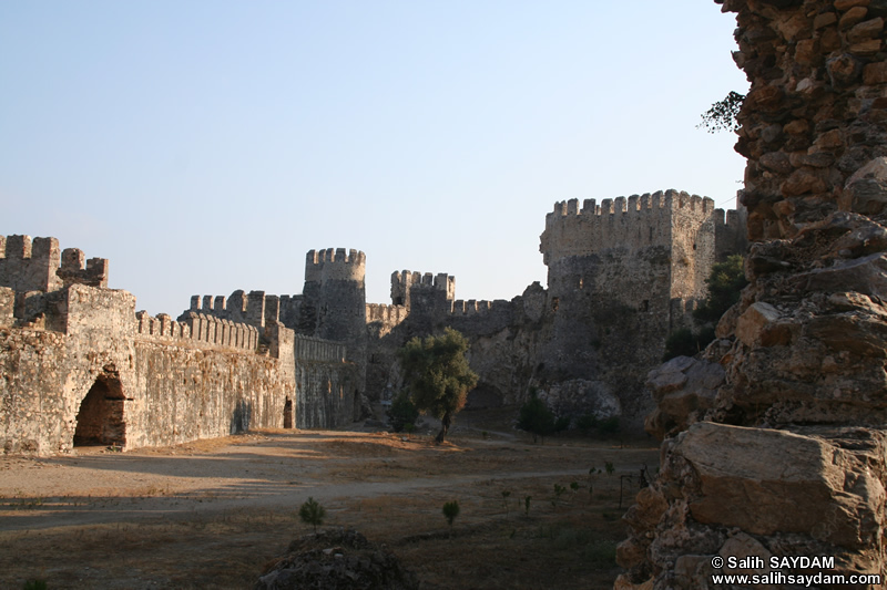 Anamur Castle (Mamure Castle) Photo Gallery 5 (Mersin, Anamur)