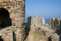 Anamur Castle (Mamure Castle) Photo Gallery 6 (Mersin, Anamur)