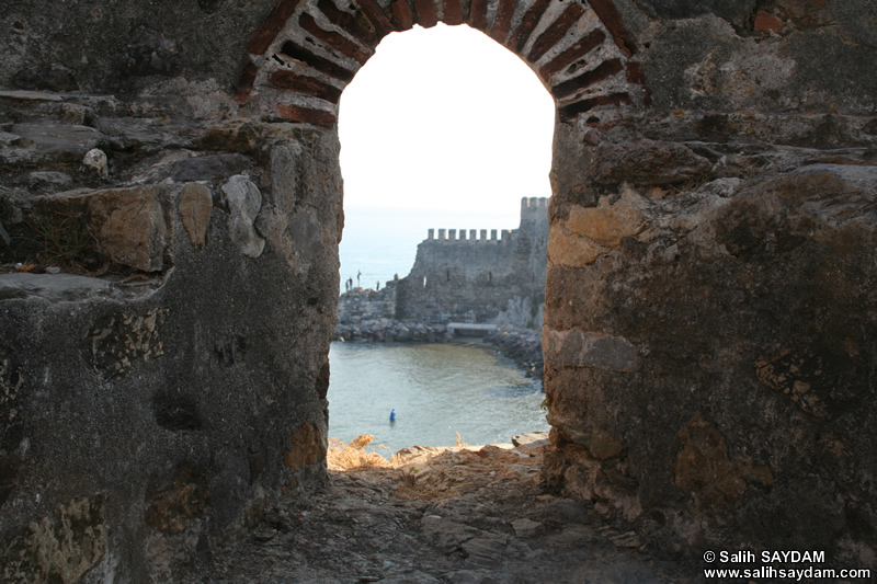 Anamur Castle (Mamure Castle) Photo Gallery 7 (Mersin, Anamur)