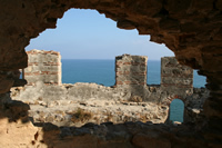 Anamur Castle (Mamure Castle) Photo Gallery 9 (Mersin, Anamur)