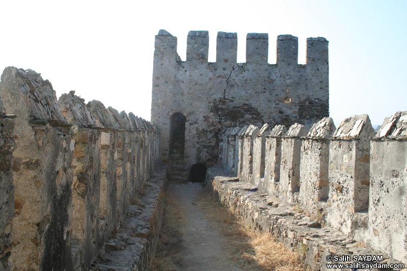 Anamur Castle (Mamure Castle) Photo Gallery 10 (Mersin, Anamur)