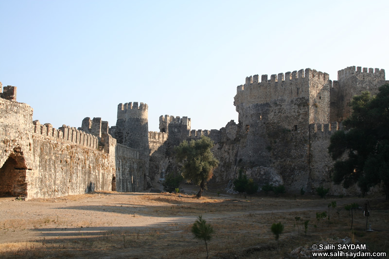 Anamur Castle (Mamure Castle) Photo Gallery 11 (Mersin, Anamur)