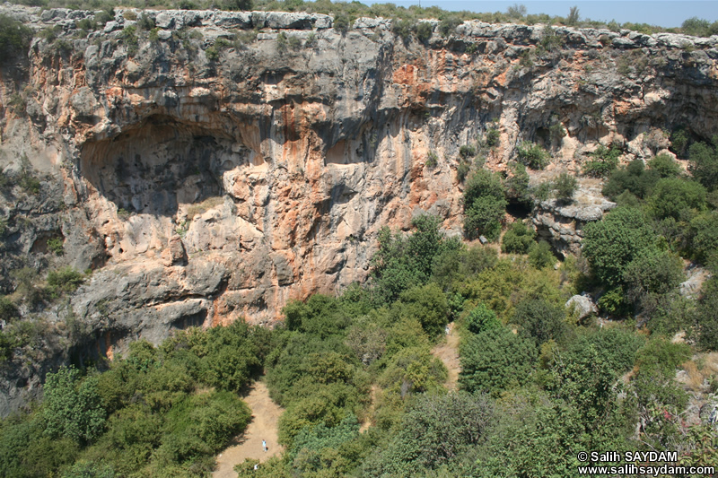 The Chasm of Heaven Photo Gallery 1ö(Mersin, Silifke)