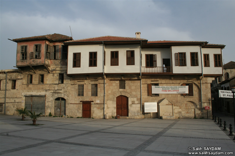 Old Tarsus Houses Photo Gallery 1 (Mersin, Tarsus)