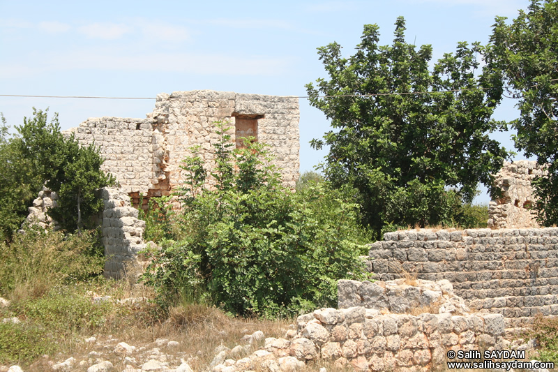 Kanytella (Kanlidivane, Canytellis) Photo Gallery 15 (Mersin, Silifke)