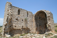 Maiden's Castle (Korykos, Kizkalesi) Photo Gallery 14 (Outer Castle) (Mersin, Erdemli, Maiden's Castle)