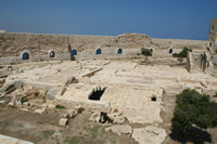Maiden's Castle (Korykos, Kizkalesi) Photo Gallery 20 (Interior Castle) (Mersin, Erdemli, Maiden's Castle)