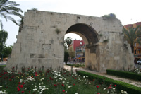 Cleopatra's Gate Photo Gallery (Mersin, Tarsus)